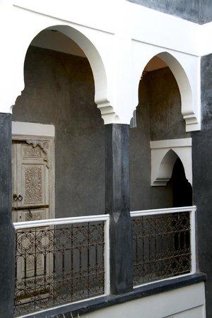 Riad Menzeh: Vue du riad