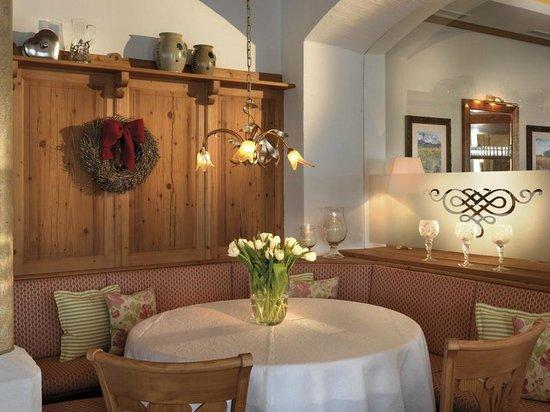 Hotel AlpenSchlössl: Panoramarestaurant