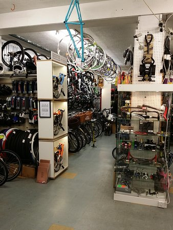 Colchester Cycles Stores