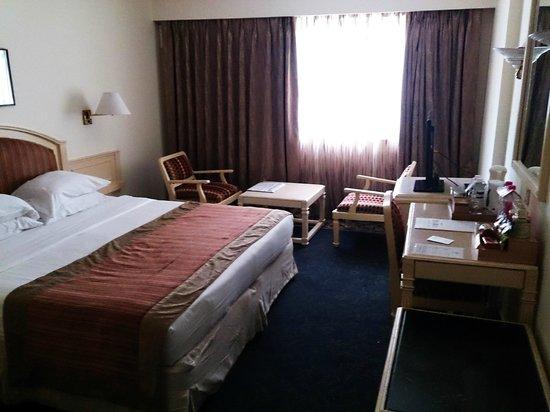Hotel Bawa International: Room