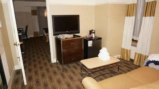 The New Yorker A Wyndham Hotel : Chambre/Suite