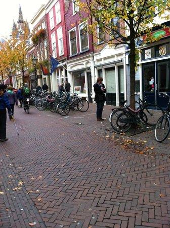 Hotel de Emauspoort : Delft