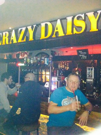 Villa Crazy Daisy : Late night bar fun