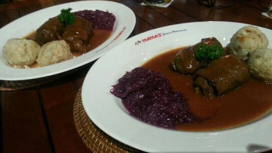 MAMA'S German Restaurant: Absolut lecker...