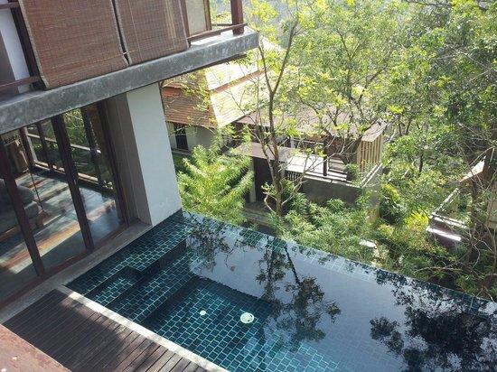 Villa Zolitude Resort and Spa : Villa avec piscine