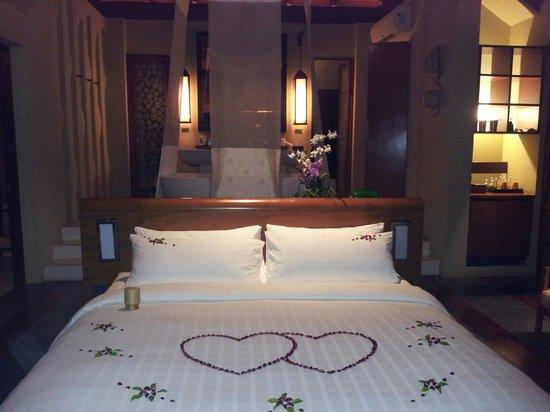 Villa Zolitude Resort and Spa: Jour d'arrivée