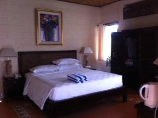 Munari Resort & Spa: bedroom standard room (no.4)
