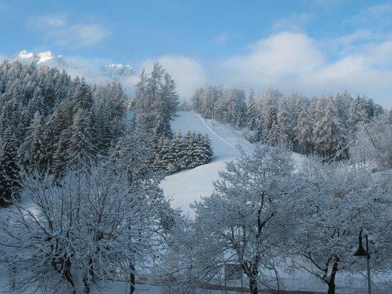 Hotel Lindenhof : Le piste del Baranci