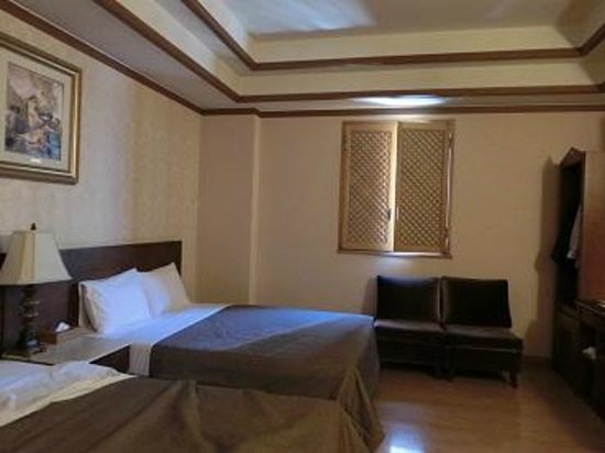 Hotel Queen Incheon Airport: 部屋