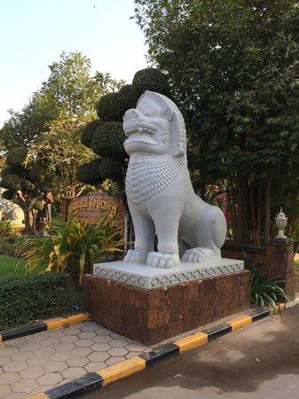 Khemara Angkor Hotel & Spa : Entrance