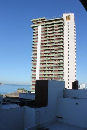 El Cid Castilla Beach Hotel: El Moro Tower