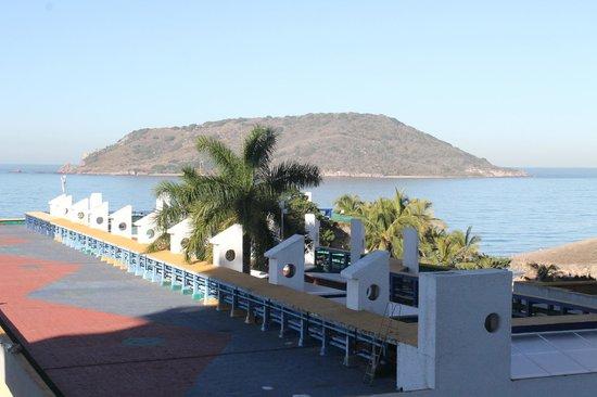 El Cid Castilla Beach Hotel: Bird Island