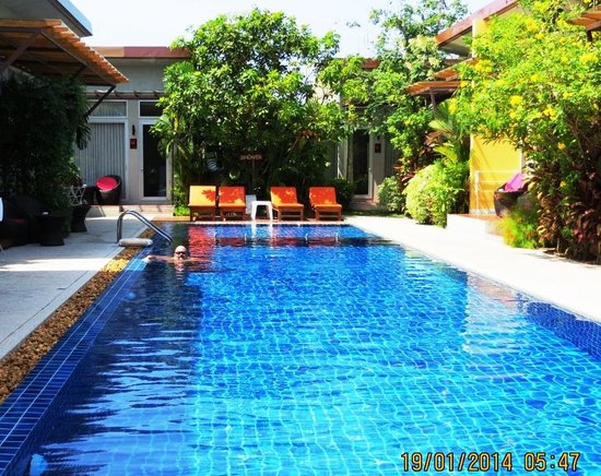 Phu NaNa Boutique Hotel: Nice Pool