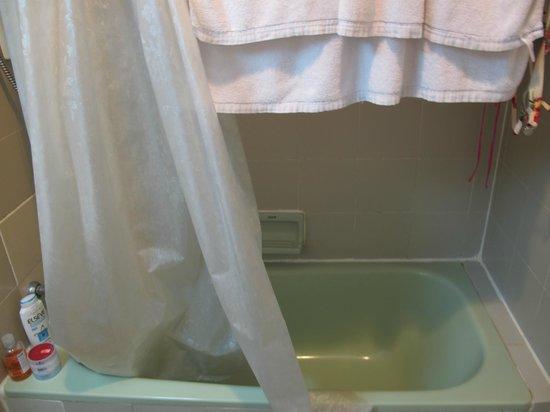 Baiyoke Suite Hotel: ванна