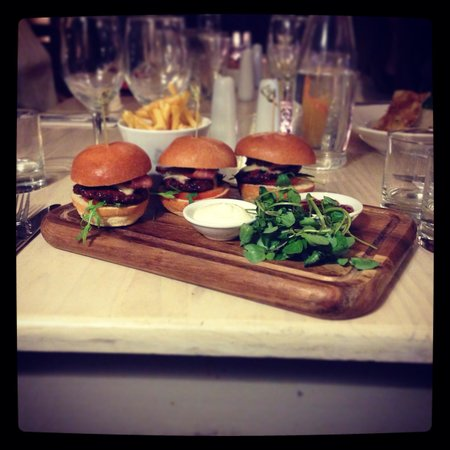 The Stag Bar: Meal at the bistro