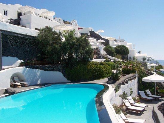 Hotel Perivolas/OIA/Santorini