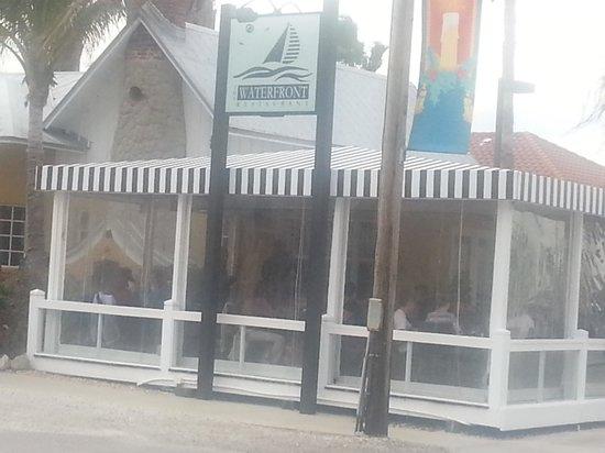 Waterfront Restaurant Anna Maria Island, FL