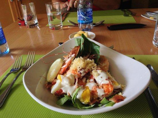 Shamwari Game Reserve Lodges: Salat