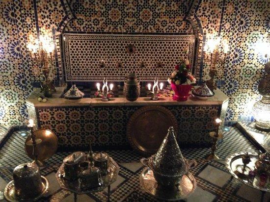 Riad Rcif: mosaic