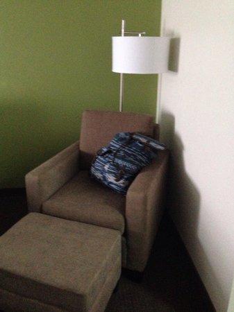 Sleep Inn & Suites: Seating