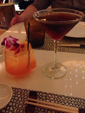 Andrea's : wonderful drinks