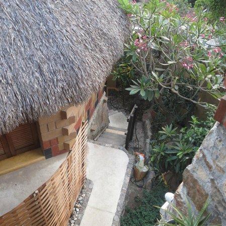 La Loma Linda: Bungalows, Yoga and Feldenkrais : Entrance