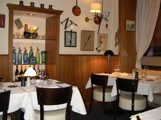 La Fourchette : 開店早々