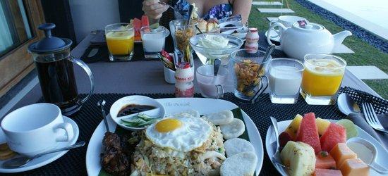 เดอะ ปุนจัก: Breakfast