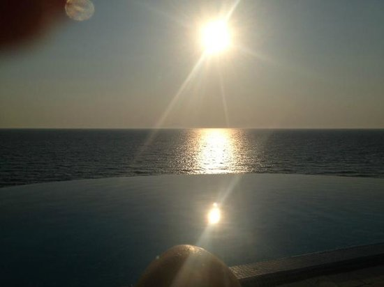 Mare Dei Ionian Hotel & Resort : Villa with private pool-sunset view