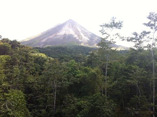 Arenal Kioro Suites & Spa: from our window