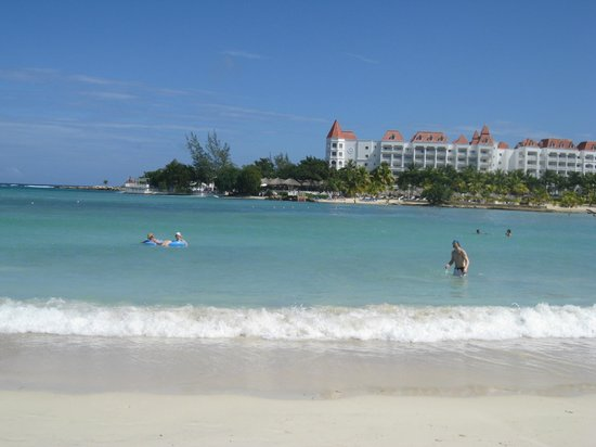 Grand Bahia Principe Jamaica: beach