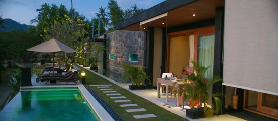 The Puncak: Rooms