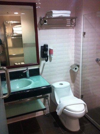 Nouvelle Hotel Johor: Simple & nice.