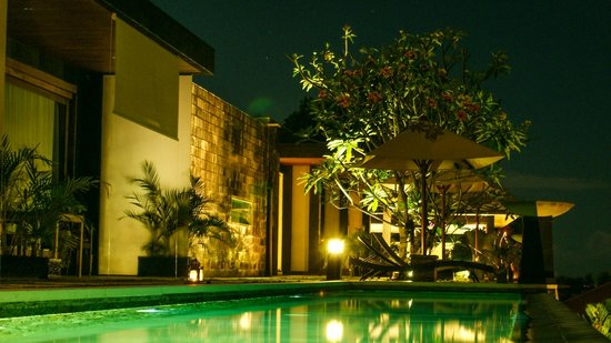 The Puncak: Pool