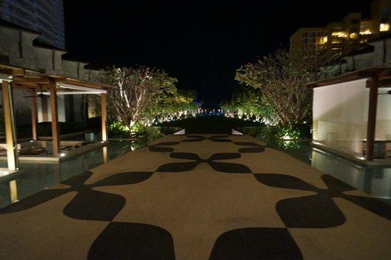 InterContinental Hua Hin Resort : Hotel grounds