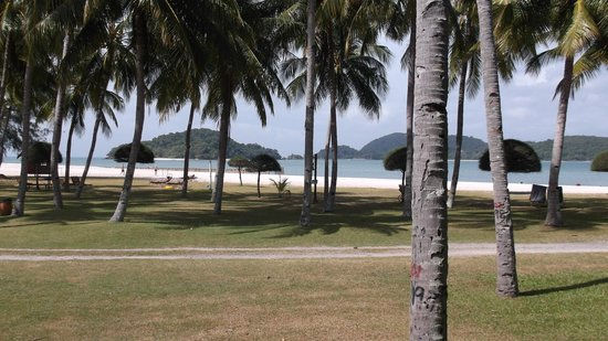 Meritus Pelangi Beach Resort & Spa, Langkawi : Perfect room with a perfect view