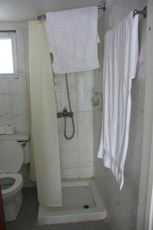 Larco Hotel : Ванна