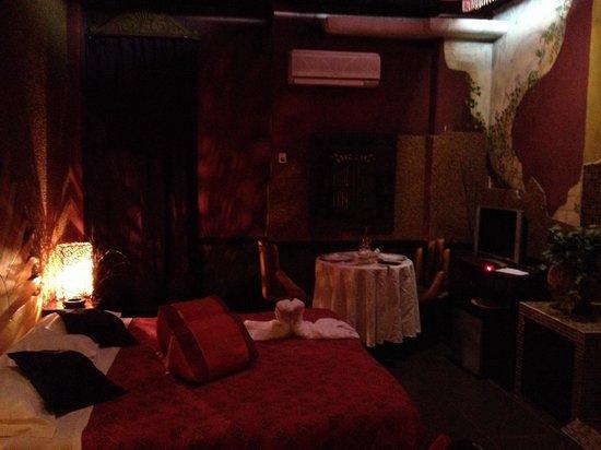 Bella Mbriana Hotel de Charme: Suite etnica