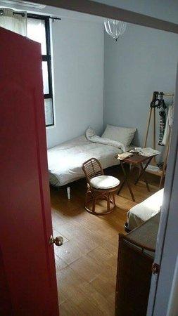 Chez Kiki : Unser Zimmer