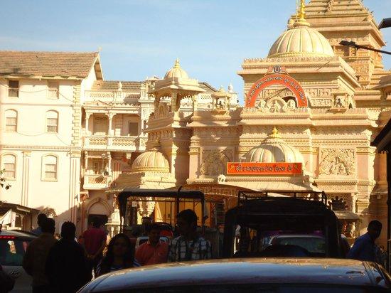 Kashtabhanjan Hanuman Mandir: Kastbhanjan Hanuman, Sarangpur