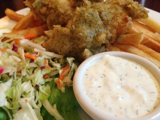 Silverwater Cafe: Fish & Chips
