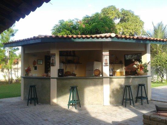 Pousada Dos Cajueiros : Our collective kitchen