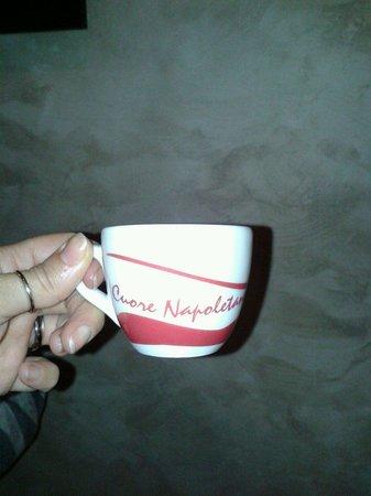 Il Vesuvio: O' cafè....