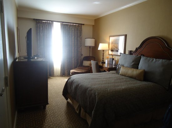 Omni Royal Orleans: The standard room - I was just one person