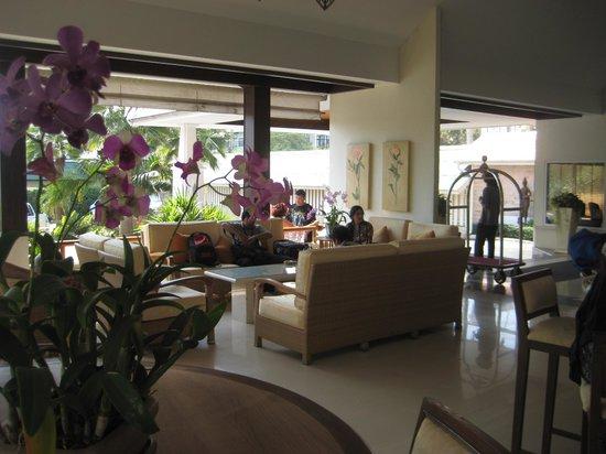 Thai Garden Resort : lobby