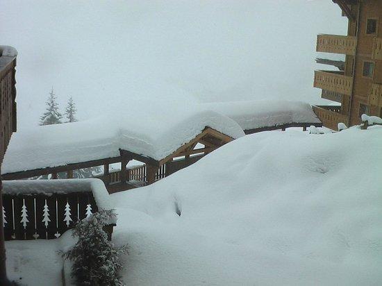 Residence CGH Le Village de Lessy : Vu batiment B