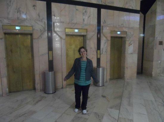 Leonardo Plaza Hotel Jerusalem: Elevadores