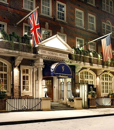 The Goring: Goring Hotel Front