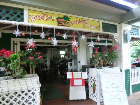 Average Food Poor Service Review Of Poipu Tropical