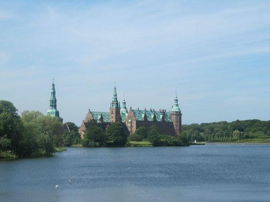 Frederiksborg Castle: дворец